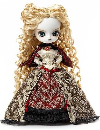 Dal Ende Doll – She's Out for Your Blood!
