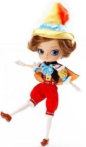 Dal Pinocchio Disney Doll