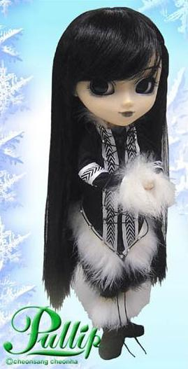 Cozy and Cute, the Pullip Chill Fashion Doll