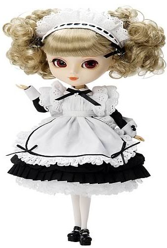 Pullip Stica Doll: Is It Time for Tea?