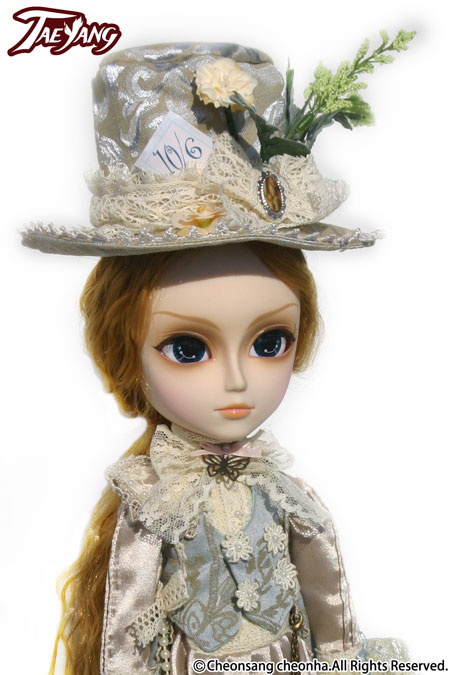 Taeyang Romantic Mad Hatter Doll