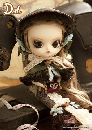 Dal Charlemagne Dollte-Porte Doll