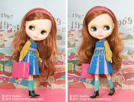 Phoebe Maybe Blythe Doll