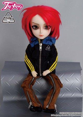 Taeyang hide Doll January 2012