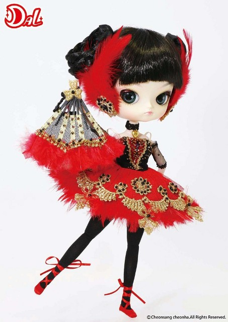 Dal Galla Doll April 2012