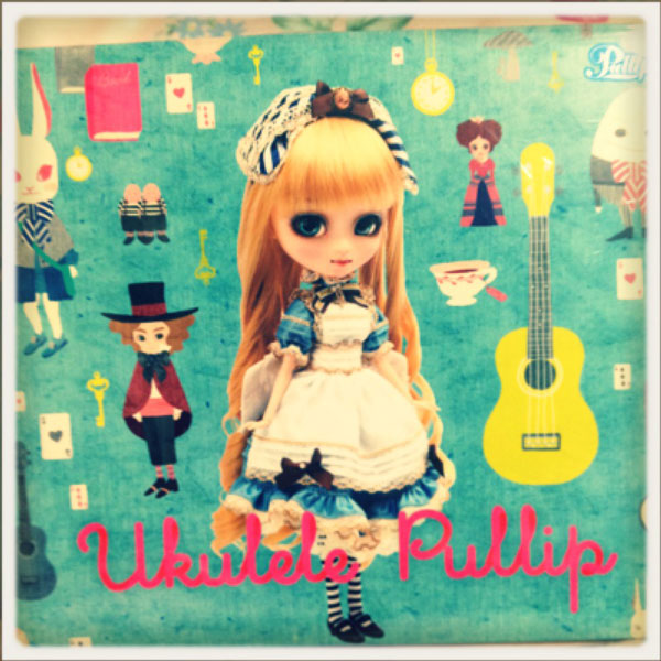 Ukulele Pullip CD image from Dolly Dream