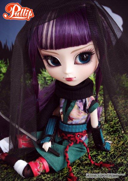 Pullip Akoya Ninja Doll