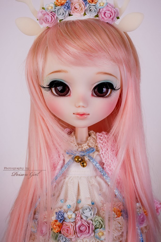 We ♥ Pullip: Parco Custom Doll List