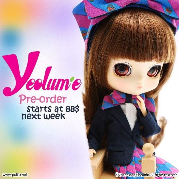 Yeolume