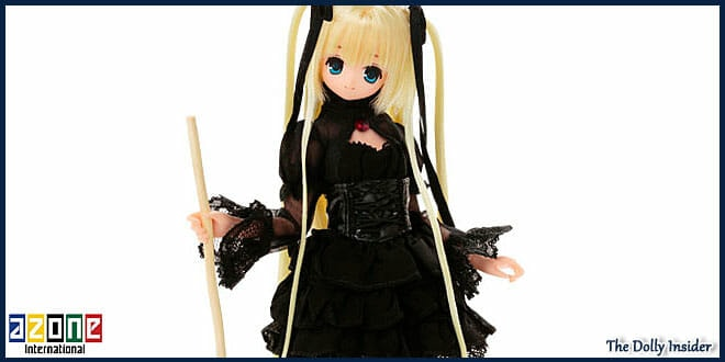 Majokko Little Witch of the the Wind ver 1.2 Koron by Azone International