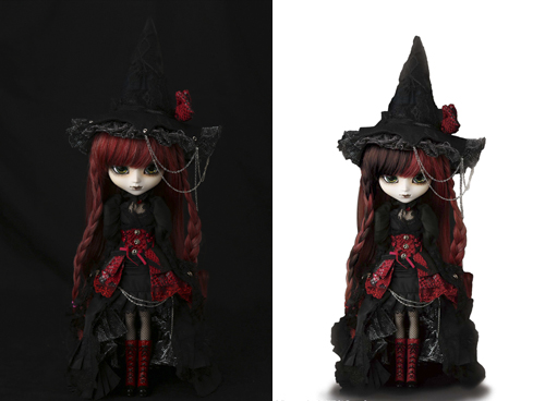 Will the Real Wilhelmina Pullip Doll Please Stand Up?
