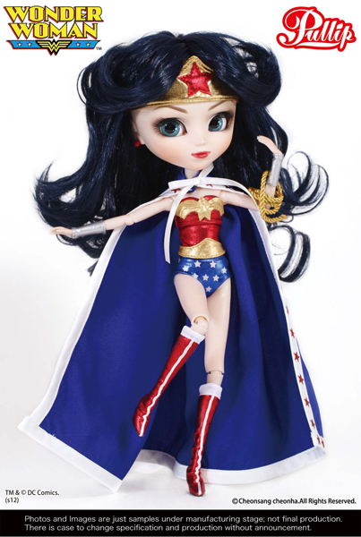 Wonder Woman Pullip
