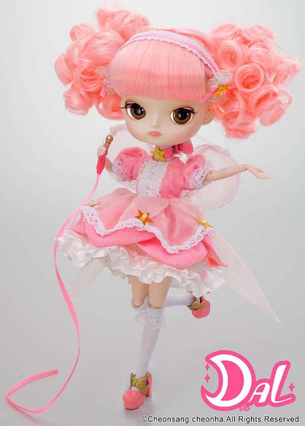 Dal Magical Pink-chan