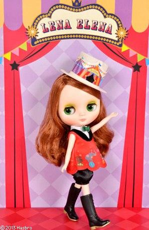 Lena Elena Middie Blythe Doll