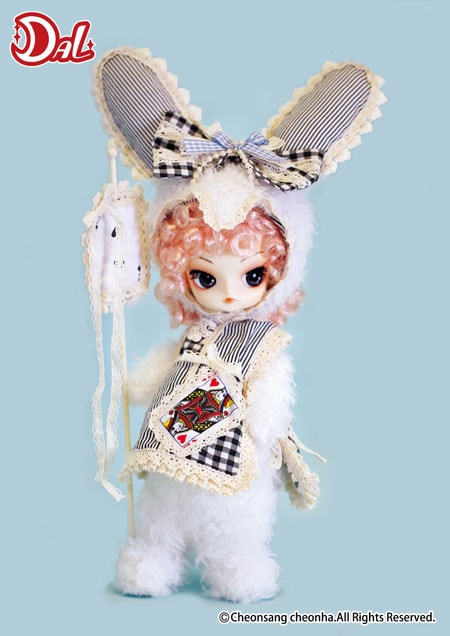 Dal Romantic White Rabbit