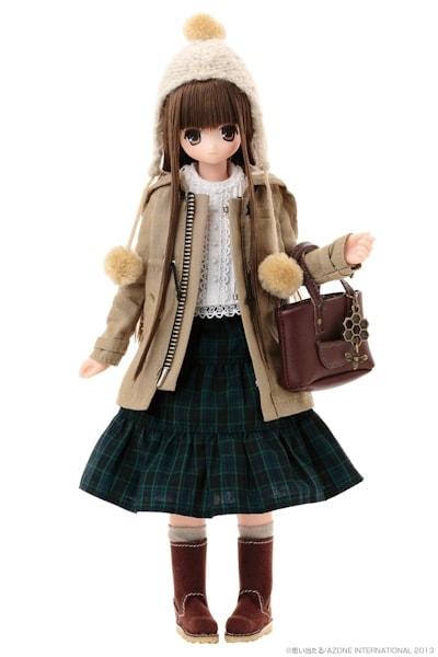 Kuma-san Koron Azone Doll-500