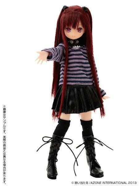 Picco EX Cute Wicked Style Aika Ver.1.1