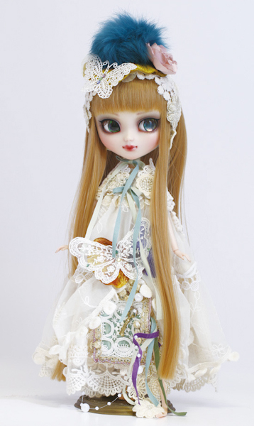 happy pullip world doll carnival custom-600