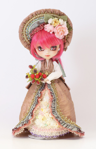 happy pullip world doll carnival custom-601
