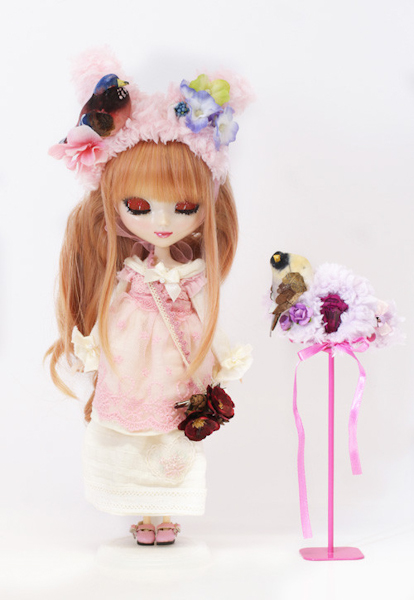 happy pullip world doll carnival custom-604