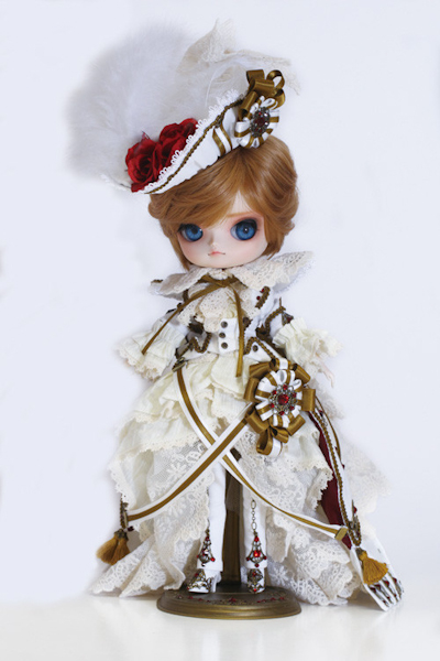 happy pullip world doll carnival custom-606