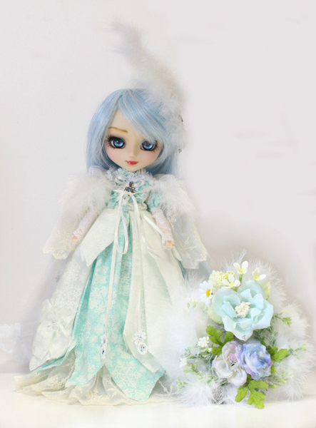 happy pullip world doll carnival custom-607