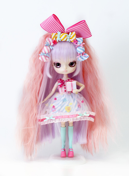 happy pullip world doll carnival custom-609
