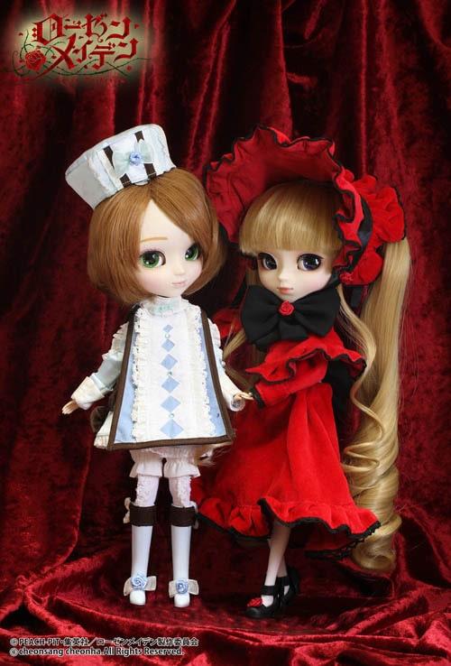Rozen Maiden: Pullip Shinku March 2014