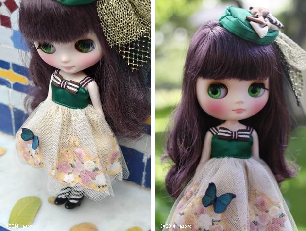 Middie Blythe Contessa Margherita 13th Anniversary Doll