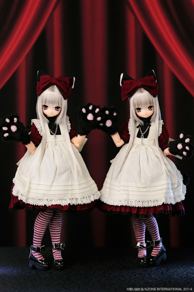 Classic Alice Chershire Cat Aika mouth ver-702