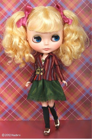 Neo Blythe University of Love
