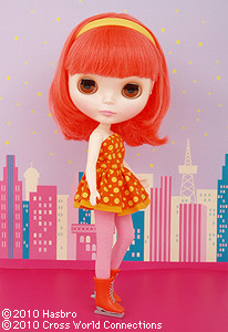 Neo Blythe Simply Bubble Boom