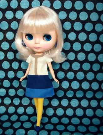 Neo Blythe Simply Vanilla