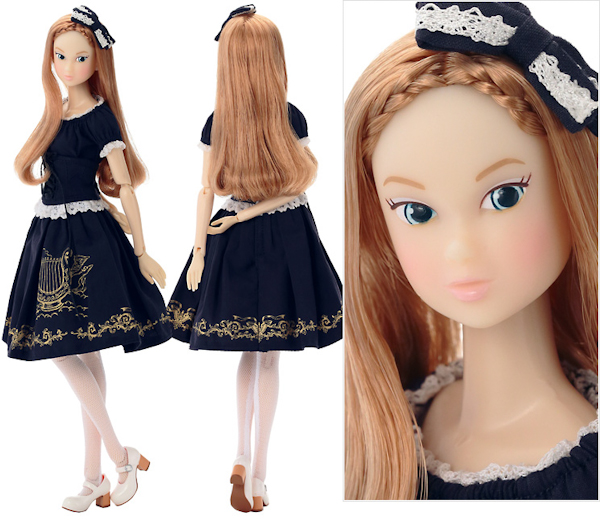 Harmony of Angels Monday Ver Momoko doll-600