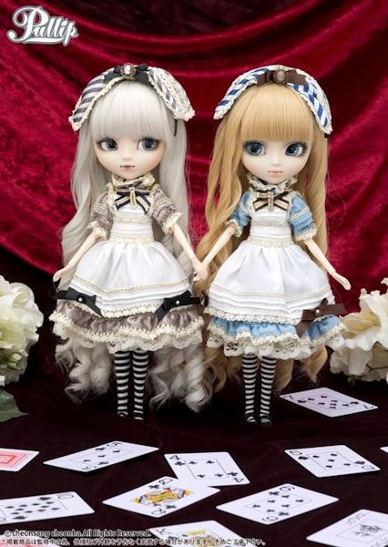 Pullip Classical Alice Sepia Ver-811