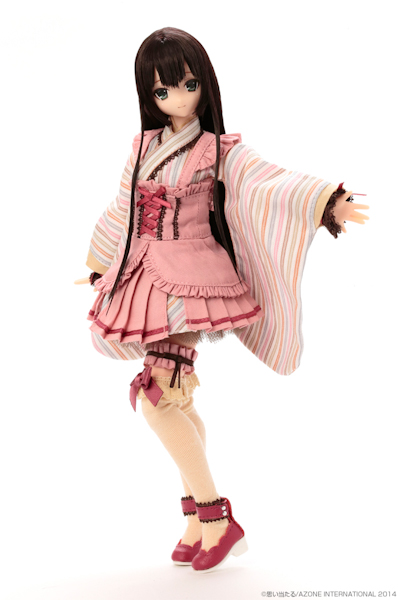 Yuzuha Ver 1.1 Azone doll-804