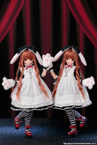 Azone 10th Anniversary Classic Alice Tick Tock Rabbit Himeno-901