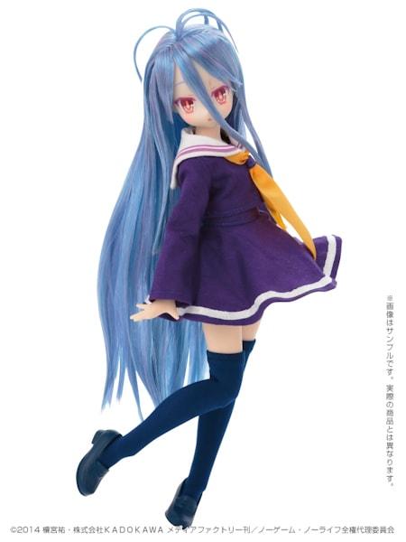 Azone Shiro PureNeemo Doll-902
