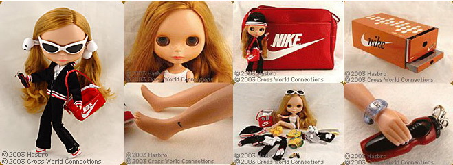 Neo Blythe Courtney Tez by Nike