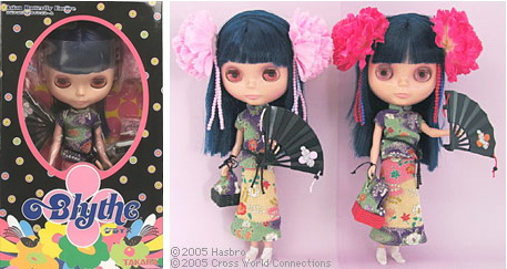 Neo Blythe Asian Butterfly Encore