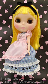 Neo Blythe Cute and Curious