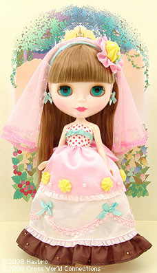 Neo Blythe Denizens of the Lake Christina the Bride