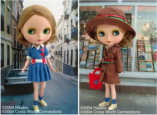 Neo Blythe French Trench