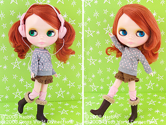 Neo Blythe Friendly Freckles