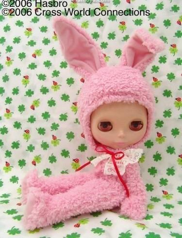 Neo Blythe Honey Bunny Once More
