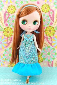 Neo Blythe Prima Dolly Adorable Aubrey