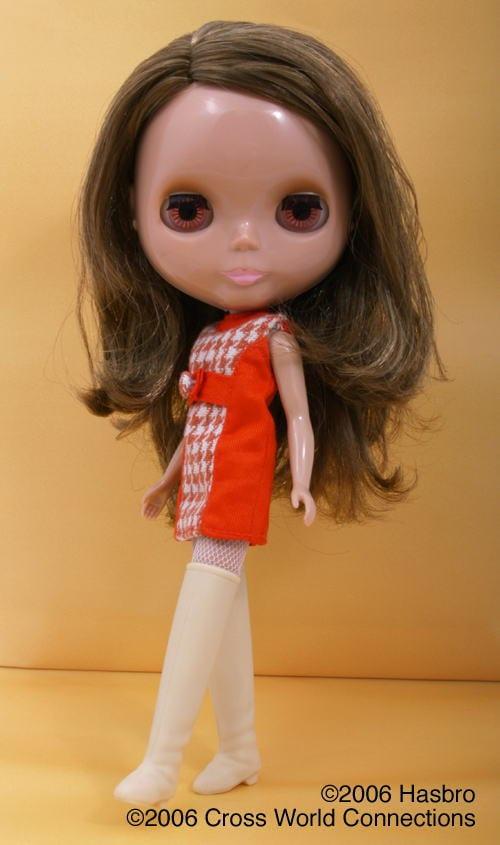 Neo Blythe Prima Dolly Ginger