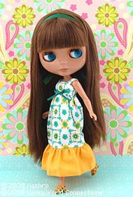 Neo Blythe Prima Dolly Heather Sky