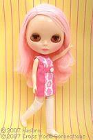 Neo Blythe Prima Dolly Peach