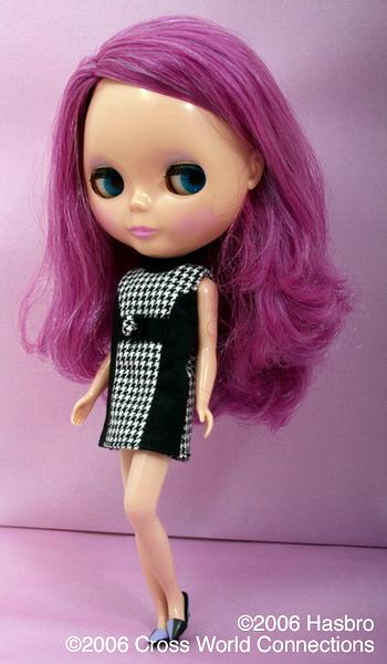 Neo Blythe Prima Dolly Violet